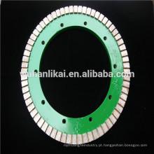 rodas abrasivas de moagem de diamante sinterizado
