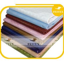 Fashion cotton textile in fabric african bazin riche super brocade alibaba express china