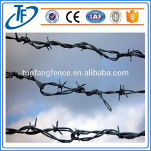 High Quality Anping Barbed Wire Mesh Fence (China Supplier)