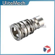 Shenzhen custom fabrication mass production aluminum precision