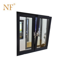 Factory price aluminium tilt and turn windows