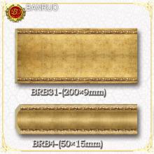 Corniche en plastique pour plafond et mur (BRB4-8, BRB31-8)