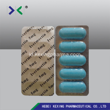 Ivermectin Tablet 5mg Veteriner