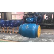 fully welded ball valve dn 300 stem extensions cast steel floating ball valve