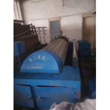 Automatic upper and lower shaft warping machine