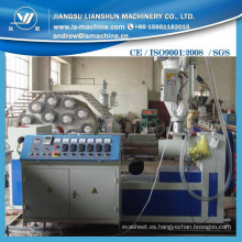 Línea de extrusión de manguera reforzada con fibra de PVC con nueva condición