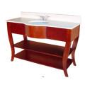 Hotel Solid Wood Bathroom Vanity (B-51)
