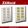 Ti-golding elevador interruptor de botão e chamada botão-3 milões vezes para uso