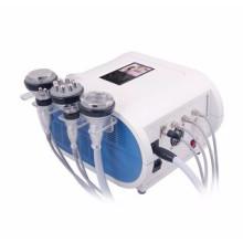 Cavitação ultra-sônica + lipoaspiração a vácuo máquina de cavitação de emagrecimento corpo RF fotão a vácuo inteligente Levantamento de bio máquina de emagrecimento