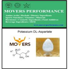 Высококачественный Dl-аспартат калия с CAS-номером: 923-09-1