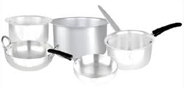cookware aluminum circle