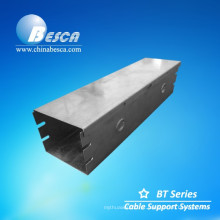 Canaleta de duto de fio de metal / canal unistrut / bandeja de cabo