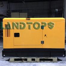Generador de energía diesel insonorizado de 50kva Yuchai en venta