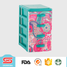 New arrival fashion plastic drawer organizer for storage different things
