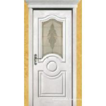 Wooden Veneer Painting Door (009)
