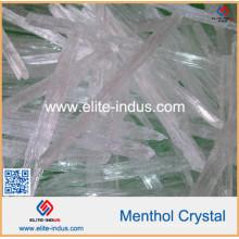 100% Natural Cristal Mentol de Alta Pureza CAS 89-78-1