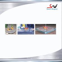 industrial circular permanent scrap Magnetic lifter