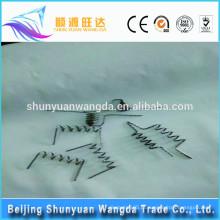 Filamento de tungstênio de fio de aquecimento de tungstênio de alta pureza 99,95%