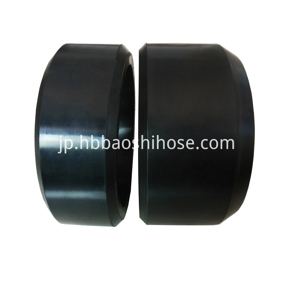 Oil Well Packer Rubber Drum