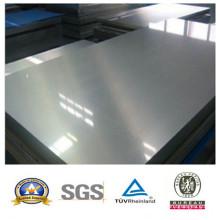 Plaque d'acier galvanisée de qualité SGCC