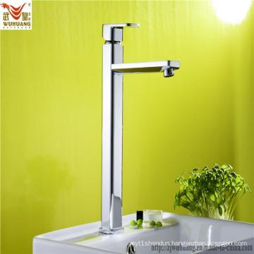 High Spout Basin Mixer for Bathroom