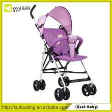 3-Point safety harness 600D Oxford baby buggy