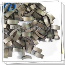 Усиливает бетон Сверло режущей части сегмента коронки сегмент отверстие бурильщика