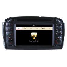 Car DVD Player Multimedia for Mercedes Benz SL R230 DVD GPS Navigation Hualingan