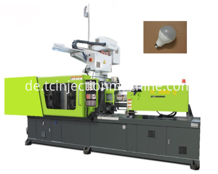 light bulb blowing injection machine