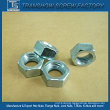 China Supplier Low Price DIN934 Hexagon Nuts