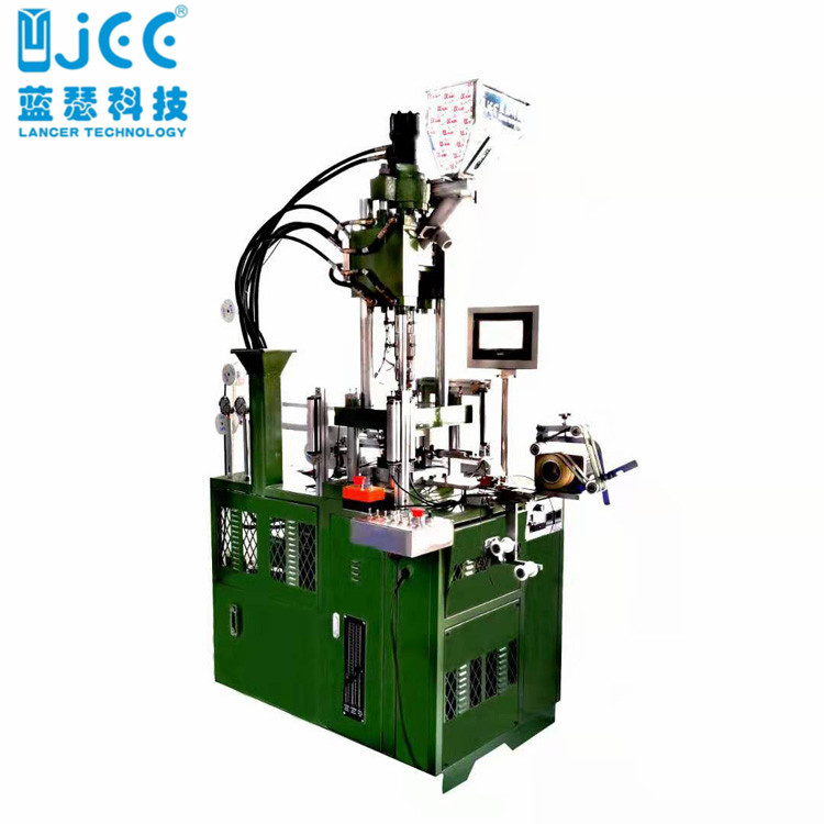 Plastic Injected Molding Machine