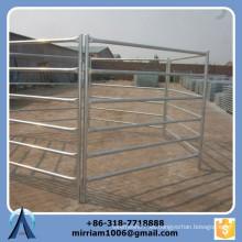 Valla de ganado para caballo de ganado, valla de ganado articulada hing, valla de ganado para ganado