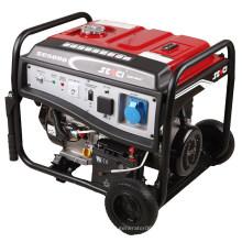 Permanentmagnet leistungsfähiger Benzinmotor 5kw Generator