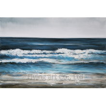 Impressionism Reproduction Seascape Oil Painting