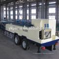 Máquina profissional de fabricação de rolos para telhados metálicos e construção de materiais para construção