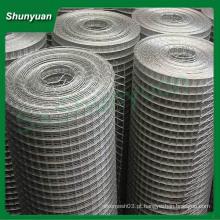 SS316 de alta qualidade soldados painéis de malha de arame / rolos (fabricante da china)