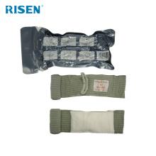 2017 high quality trauma bandage/israeli pressure bandage/israeli trauma bandage with hemostatic patches