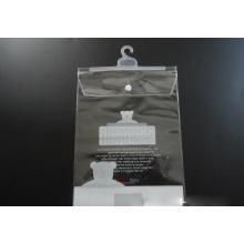 Bolsa de plástico personalizada para ropa (bolsa de PVC)