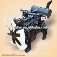 Excavator SAA6D102 5.9L Diesel engine 6D102