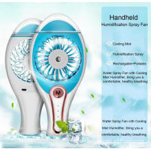 Handheld USB Mini Misting Fan for Home Office