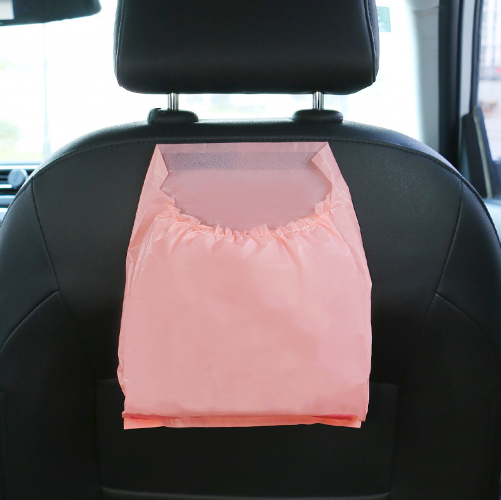 Eco Friendly Cornstarch Car Trash Bags
