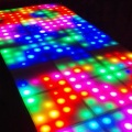 Fiesta de bodas DMX Control LED Dance Floor Light