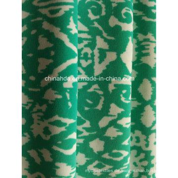 Grünes Druckgewebe für Sportbekleidung (HD1401105)