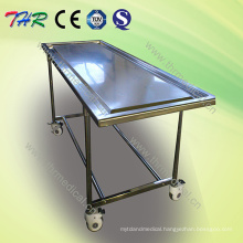 Full Stainless Steel Embalming Table (THR-105)