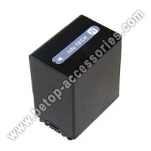 SONY cámara batería la batería NP-FH100