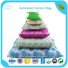 Bolsos purificadores del aire de la fabricación profesional / del carbono activado que empañan / que refrescan el amortiguador del olor