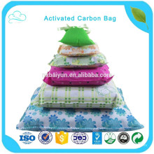 China Professional Manufacture/ Activated Carbon Air Purifying Bags Bag / Freshening Odor Absorber