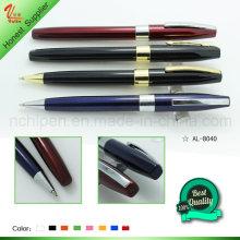Neueste kurze Clip Metal Roller Pen Geschenkartikel