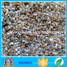Long use cycle quality quartz sand