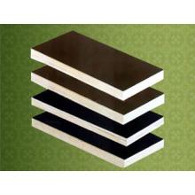 Núcleo laminado do vidoeiro da madeira compensada do molde da colagem de Phenolic para construções